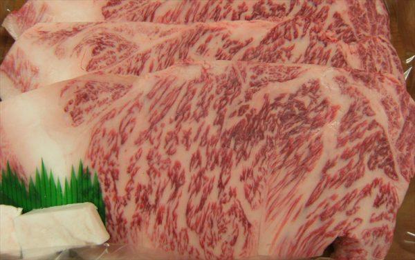 m002 松阪肉 サーロインステーキ 200g
