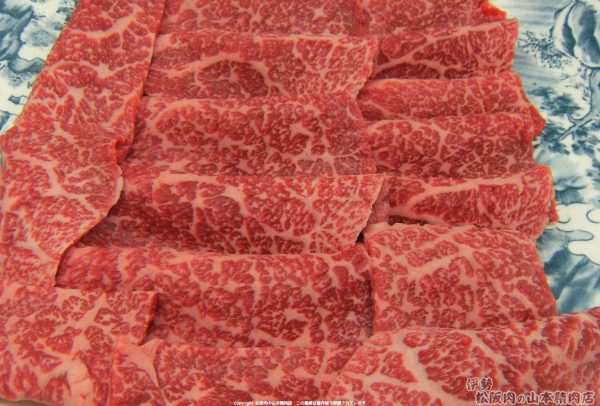 m016 松阪肉 焼肉