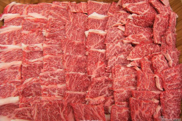 m018 松阪肉 カルビ焼肉